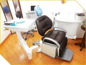 東灘区魚崎の歯医者歯科石�ア歯科医院はCT診療室も痛くない最先端設備 個室完備